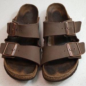 Birkenstock two-strap wonder sandal